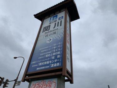 景色最高!温泉もある!居心地最高の道の駅関川で車中泊