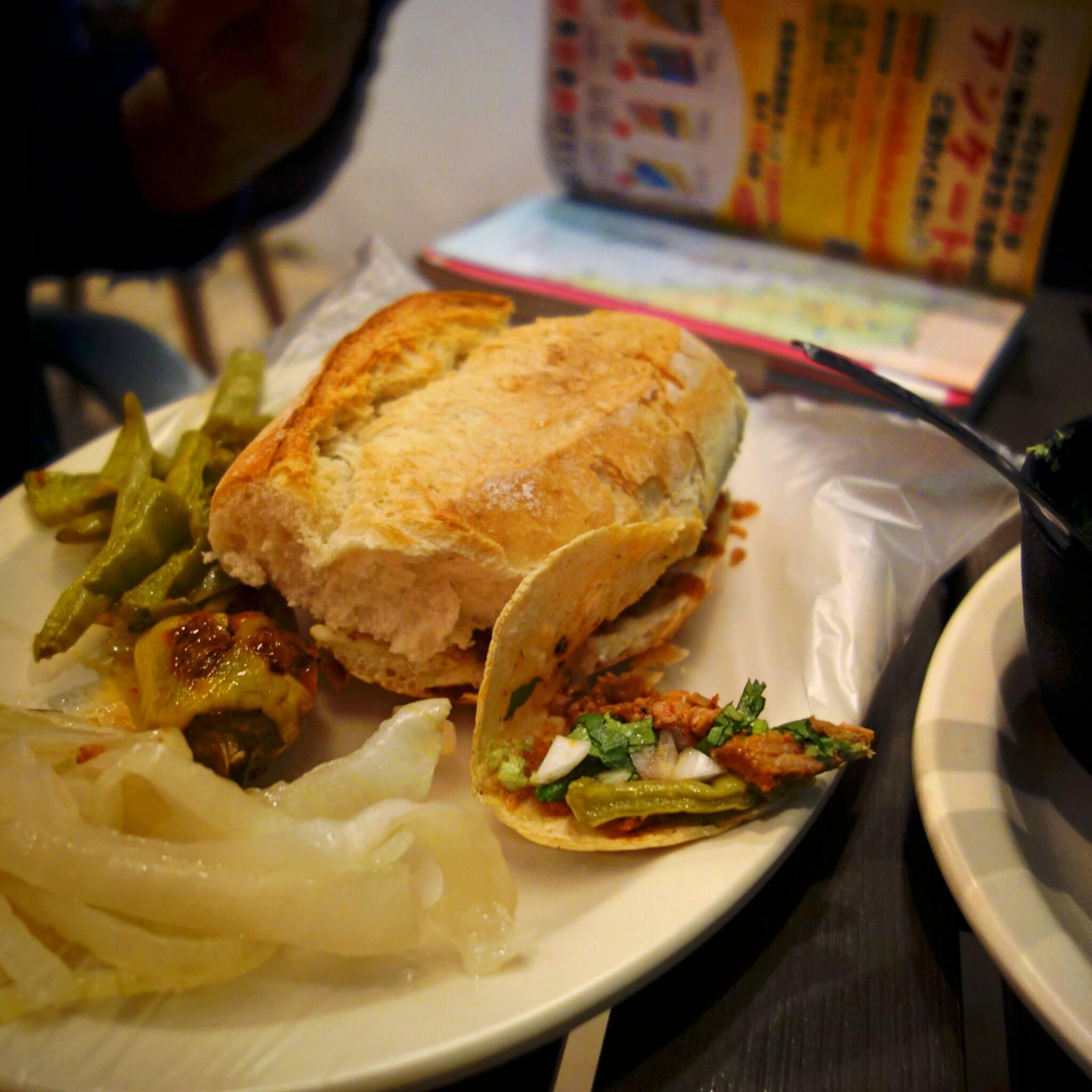 グアナファトのグルメ情報!結局は日本食がうまい説。