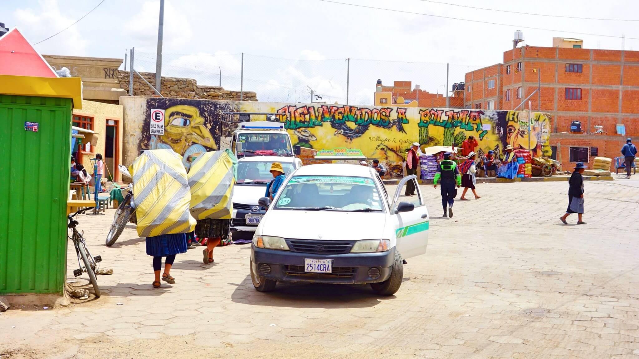 国境越え!ボリビア最後の町ヴィジャソンからアルゼンチン、ラ・キアカへ
