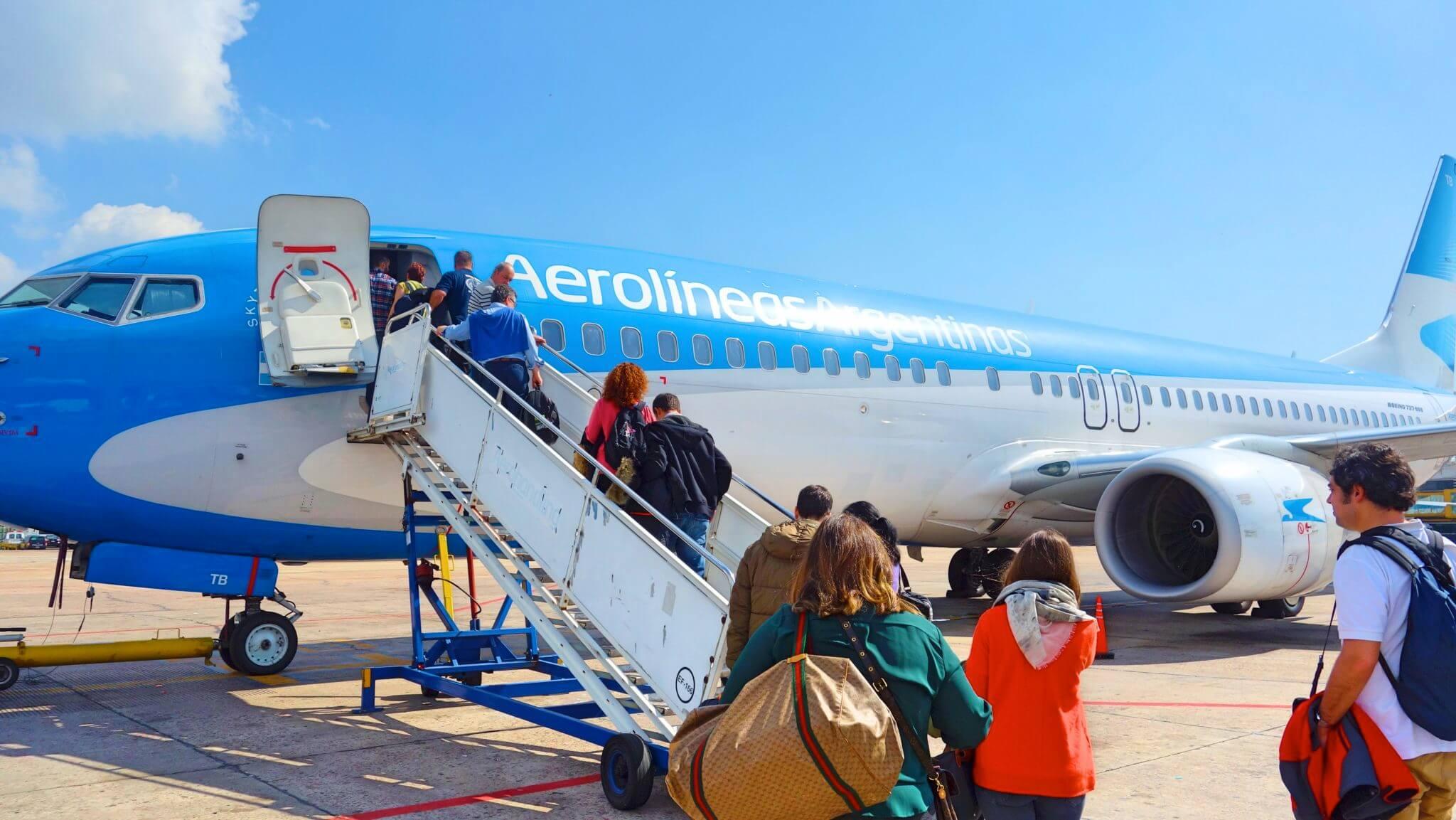 アルゼンチン、パタゴニア。個人で行く日本からのルートと旅費
