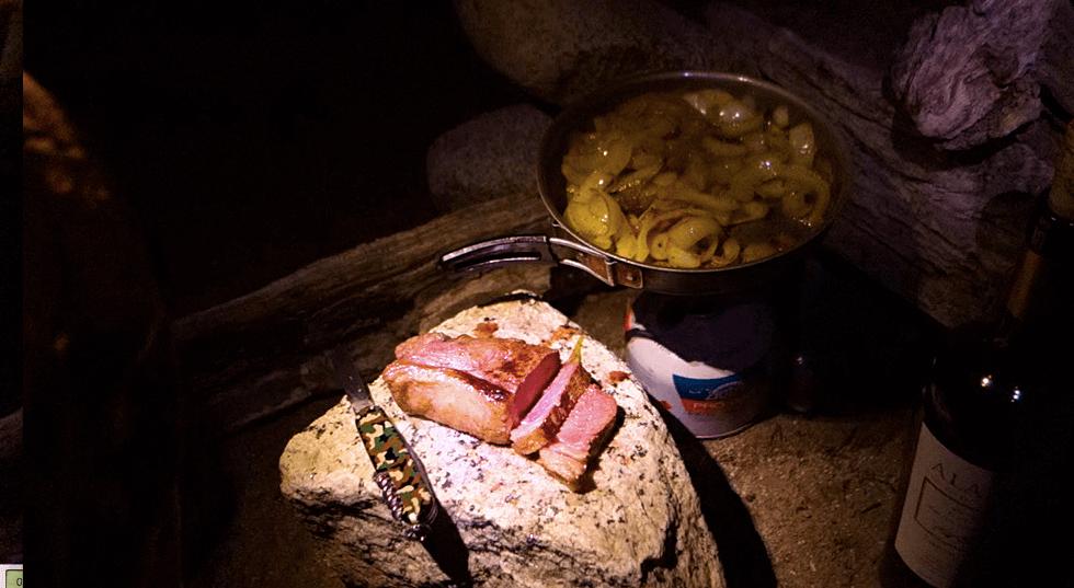 個人で登るフィッツロイ完全ガイド第4章!キャンプサイト攻略と極寒のディナー編